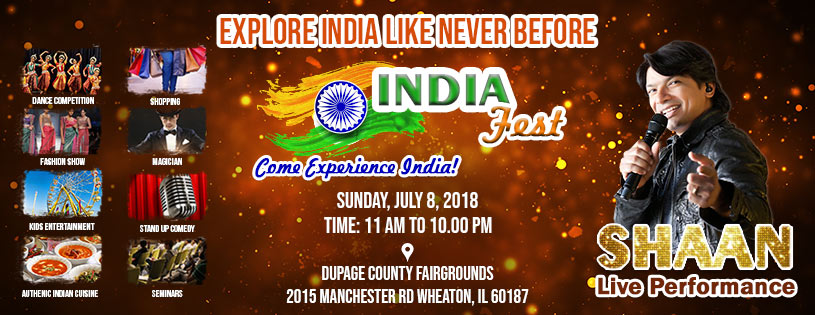 India Fest – Shaan Performing LIVE!